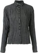 Uma | Raquel Davidowicz - long sleeves shirt - women - Polyester/Viscose/Polyimide - 36