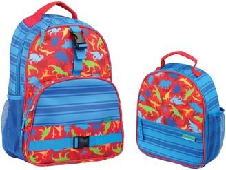 Stephen Joseph Dino Backpack & Lunchbox