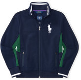 Ralph Lauren Wimbledon Ball Girl Zip Jacket