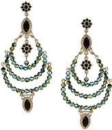 Topshop Vintage Style Chandelier Earrings