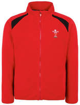 George Official Wales Rugby Fleece Jacket