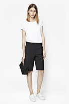 Carrie Pinstripe Tailored Shorts