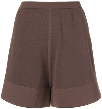 Rick Owens Knitted Shorts