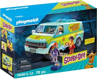 Playmobil Scooby Doo! Mystery Machine