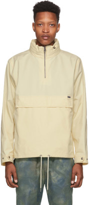 Aimé Leon Dore Off-White Anorak Jacket