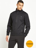 Calvin Klein Golf Mens Waterproof Jacket