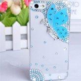 XKAUDIE(TM) Luxury Cute Angel Bling Diamond Crystal Hard Back Cover Case For Smart Mobile Phones(Samsung Galaxy NOTE 5(N920))