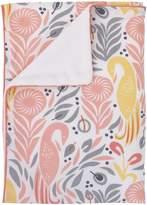 DwellStudio Dwell Studio Double Sided Cotton/Velour Blanket