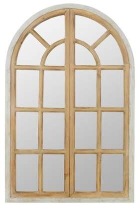 """Athena Aspire Home Accents Farmhouse Arch Wall Mirror 43"""" x 28"""" by Aspire"""