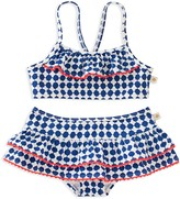 Kate Spade Girls' 2-Piece Swimsuit