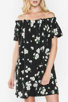 Sugar Lips Fall Floral Dress
