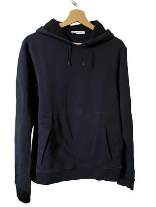 Sandro Navy Cotton Knitwear & Sweatshirts