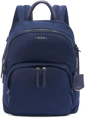 Tumi Dori logo backpack