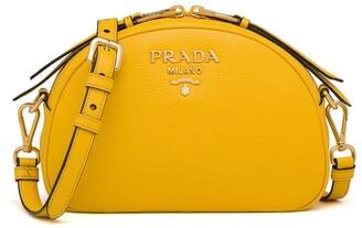 Prada Round Shoulder Bag