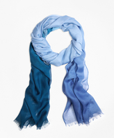 Brooks Brothers Ombre Scarf