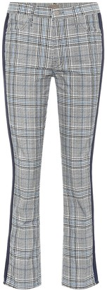 Mother The Insider Ankle straight pants