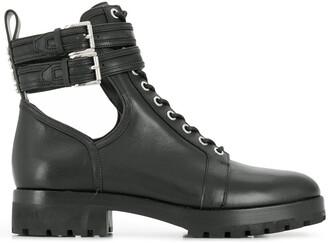 MICHAEL Michael Kors Botts Fibbie boots