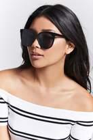 Forever 21 Oversized Cateye Sunglasses