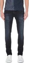 Nudie Jeans Tight Long John Slim-fit Tapered Jeans - For Men