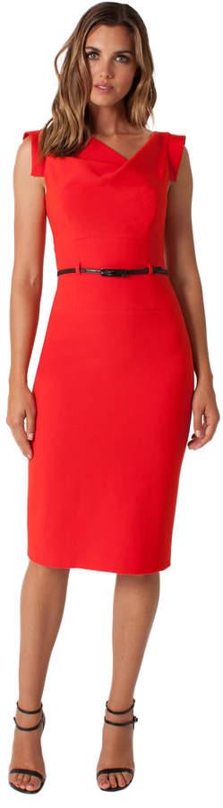 21121380 Black Halo Jackie O Dress - ShopStyle