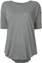 Raquel Allegra plain T-shirt - women - Cotton/Polyester - 0