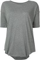Raquel Allegra plain T-shirt - women - Cotton/Polyester - 1