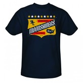 Discovery Moonshiners Made in T-Shirt - Navy