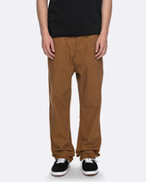 DC Mens Uncompromised Straight Chino Pant