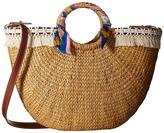 Sam Edelman Sierra Straw Beach Tote Handbags