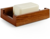 Hotel Collection Teak Soap Dish, Created for Macy's