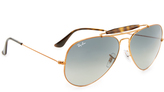 Ray-Ban Top Bar Aviator Sunglasses