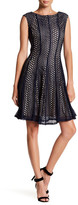 Gabby Skye Crochet Lace Dress