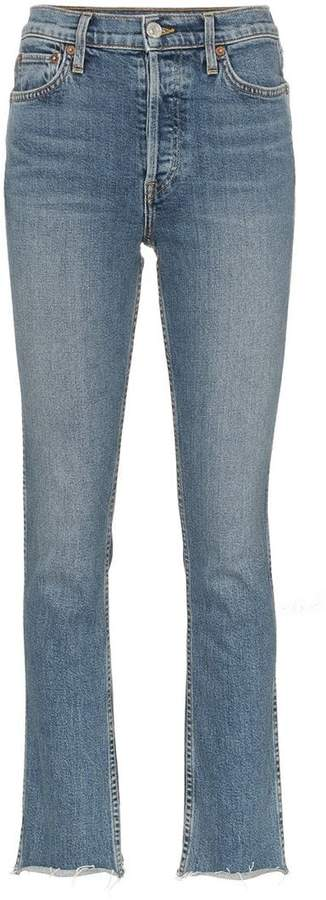 000a3fefc8bb8e RE/DONE Straight Jeans For Women - ShopStyle Canada