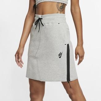 Nike Women's Skirt Sportswear Tech Fleece