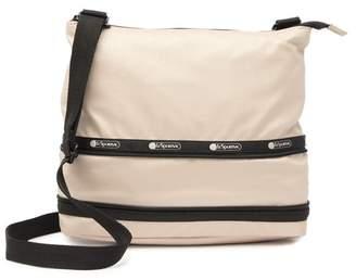 Le Sport Sac Colette Expandable Crossbody Bag