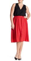 BB Dakota Alegra Skirt (Plus Size)