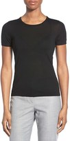 BOSS Women's 'Fariel' Short Sleeve Sweater