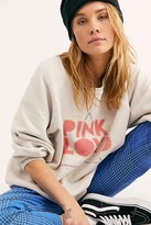 Original Retro Brand Pink Floyd Graphic Pullover by Black Label at Free People