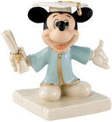 Lenox Closeout! Collectible Disney Figurine, Mickey Mouse and Friends Mickey's Graduation Day