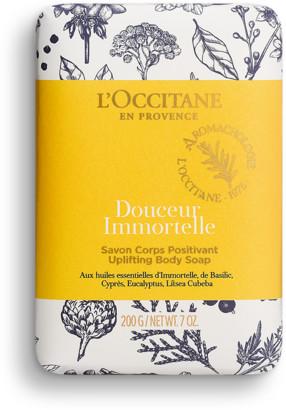 L'Occitane Douceur Immortelle Uplifting Body Soap