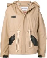 Sonia Rykiel concealed zip coat
