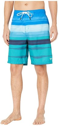 Speedo Horizon Blend Bondi Boardshorts 20 Black) Men's Swimwear