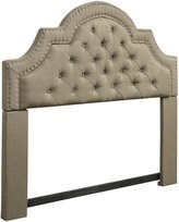 Brassex Santiago Queen/Full Size Headboard, Brown