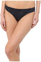 Emporio Armani Sexy Fancy Dots Brazilian Brief Women's Underwear