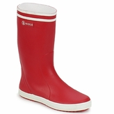 Aigle LOLLY POP Red / White