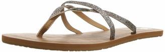 Volcom Women's Lo Fi Shoe Blau Sneaker Flip Flops