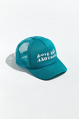 Urban Outfitters Love One Another Foam Trucker Hat