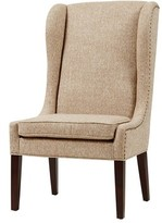 """Three Posts Andover 22.25"""" Wingback Chair Fabric: Beige"""