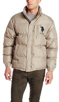 U.S. Polo Assn. Men's Classic Short Polar Jacket with Pony Logo