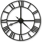 Howard Miller Lacy Wrought Iron Wall Clock